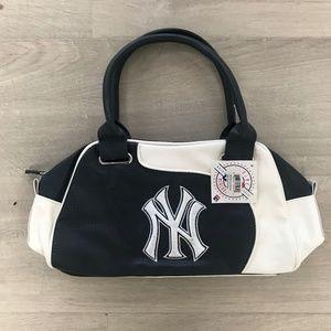 NY New York Yankees MLB Bowler Bag